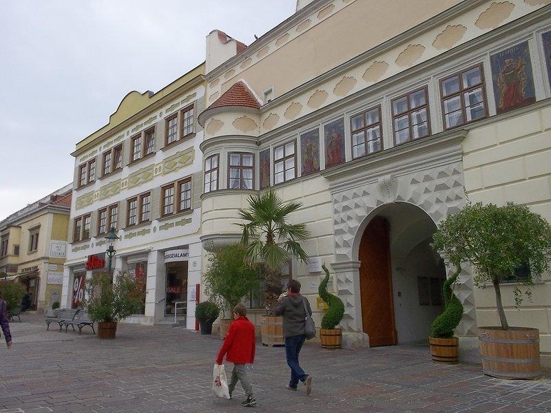 AUSTRIA_Eisenstadt - Rathaus