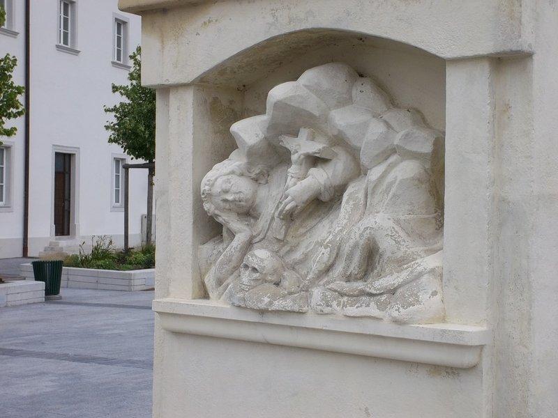 AUSTRIA_Eisenstadt near Haydn kirche