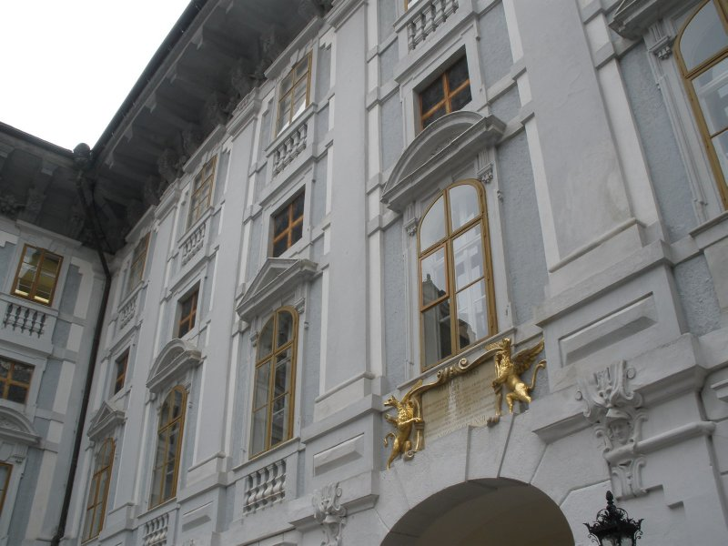 AUSTRIA_Schloss Esterházy in Eisenstadt