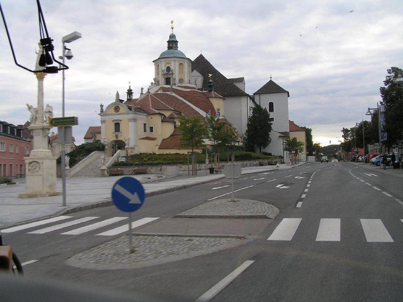 AUSTRIA_Bergkirche in Eisenstadt