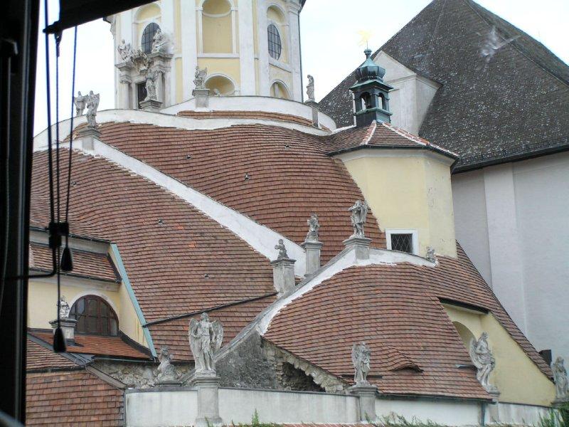 AUSTRIA_Bergkirche in Eisenstadt (details)