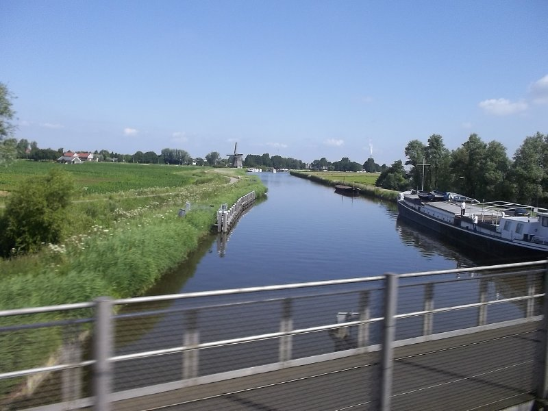 NL_Train from Den Helder to Utrecht