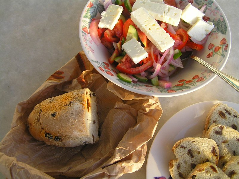 GREECE - Greek Salad