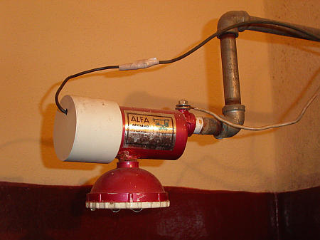 GUATEMALA - Hot water