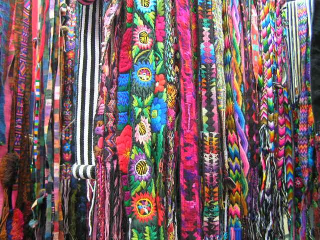 GUATEMALA - Chi-Chi market