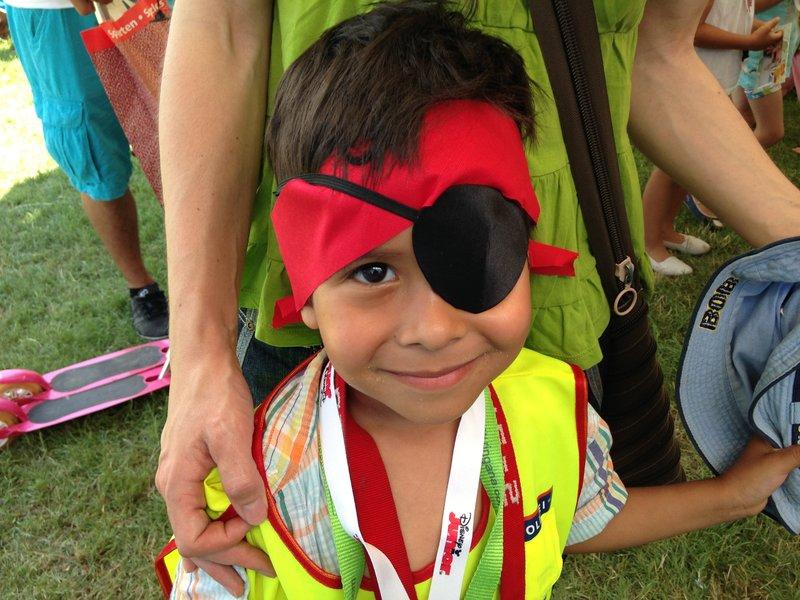 Gabriel is a pirat
