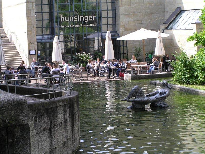 GERMANY_Neue Pinakothek in Munich