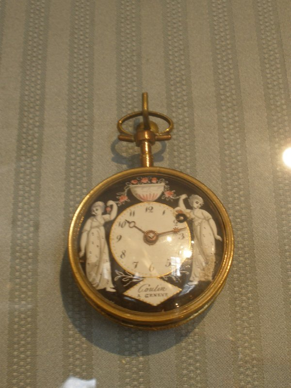 VIENNA_Clock Museum (Uhrenmuseum)