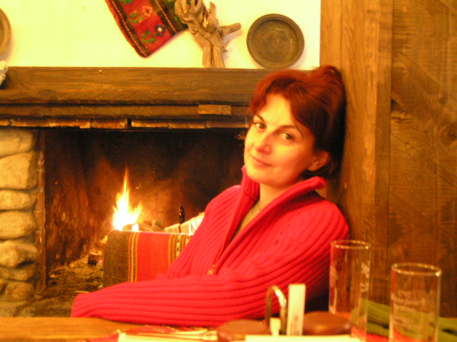 BULGARIA - Bansko - restaurant