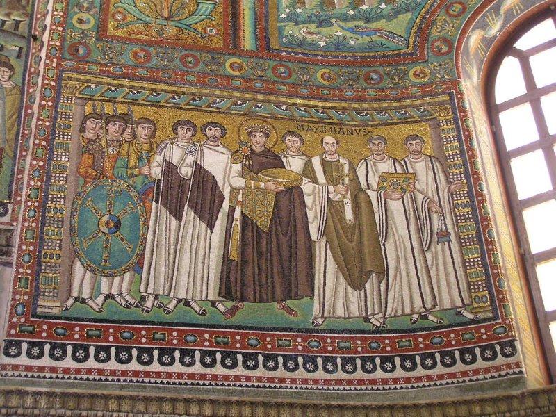 ITALY_Mosaics of San Vitale (Ravenna)