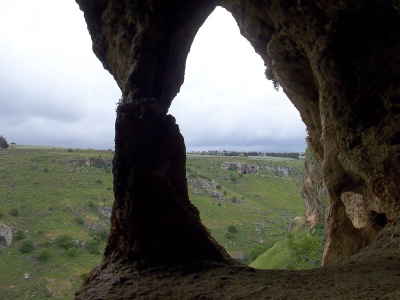 ISR_Upper Galilee - Aviv Cave