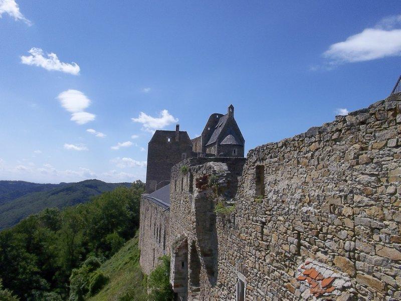 ! AU_Aggstein Ruines