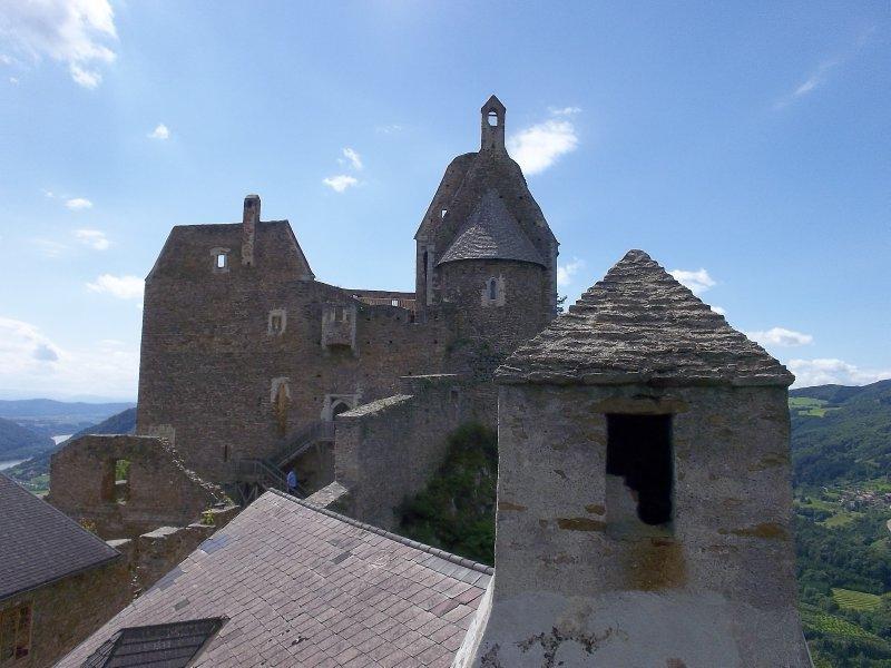 AU_Aggstein Ruines