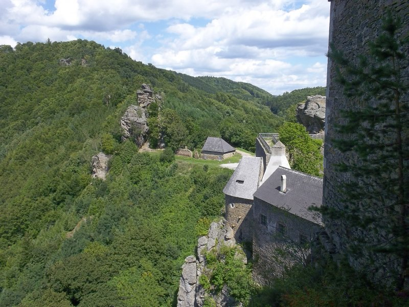 AU_Aggstein Ruines