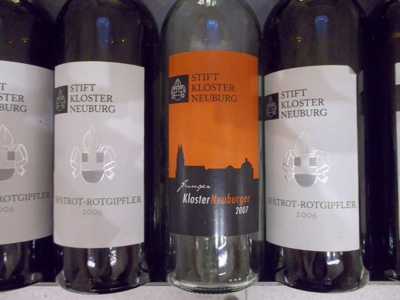 AU_Stift Klosterneuburg wine