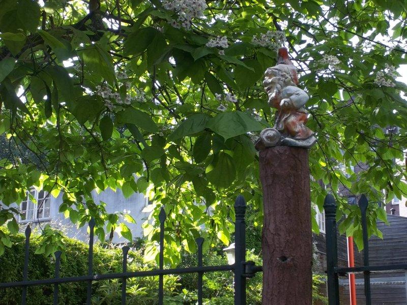 NL_green corner in Amsterdam