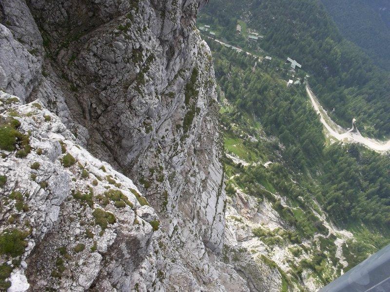 """AU_view from """"5 fingers"""" in Dachstein, Salzkammergut"""