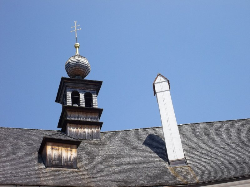 AU_roof of SeeSchloss in Gmunden