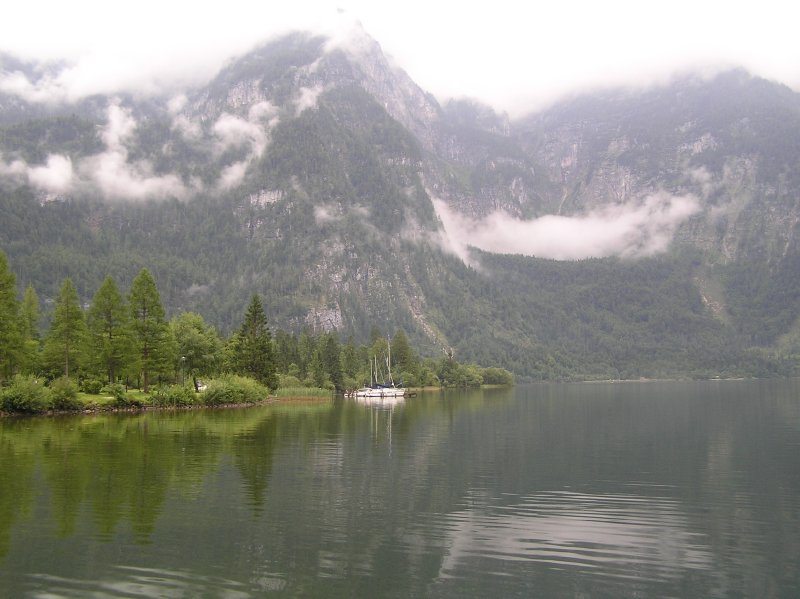 AU_lake in Obertraun