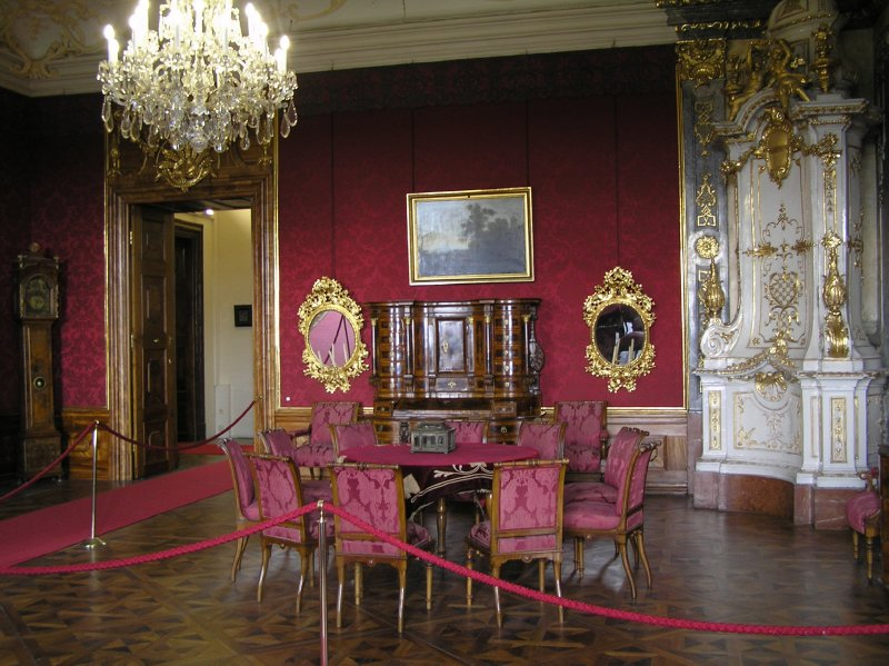 AU_Stift Klosterneuburg - Imperial Rooms