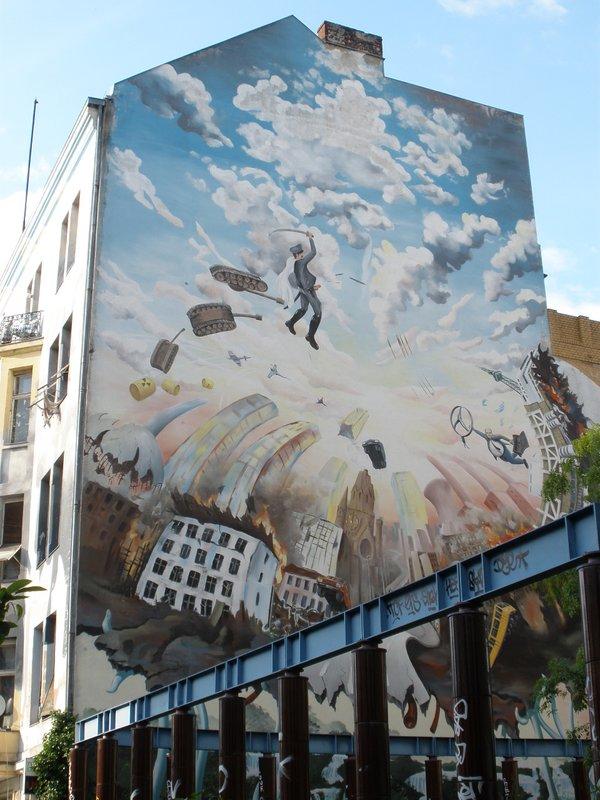 BERLIN - graffiti...graffiti ...graffiti ...