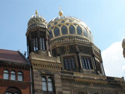 BERLIN - The New Sinagogue