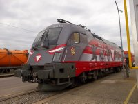 AU_Austrian Railways are 175th anniversary