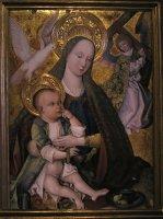 AU_Stift Klosterneuburg Madonna