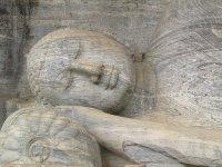 Sri Lanka_Sleeping Buddah