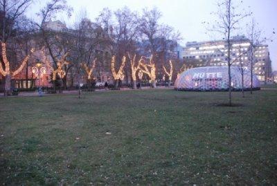 Christmas Budapest 2011