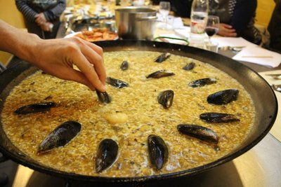Delving into Spanish cuisine in Barcelona