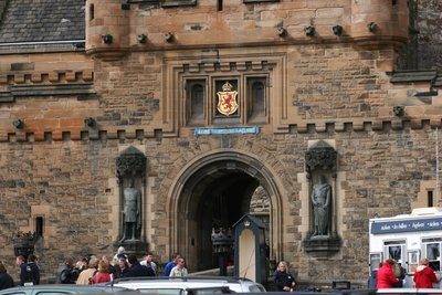Edinburgh castle 7