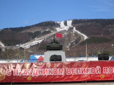 T34 memorial