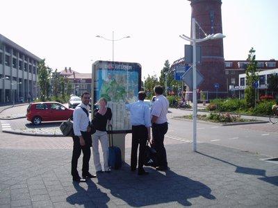 Den Helder map reading