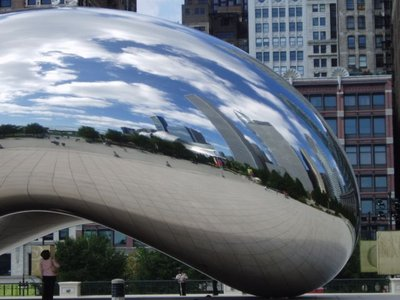the big shiny bean