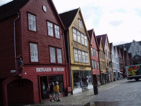 Bergen shops