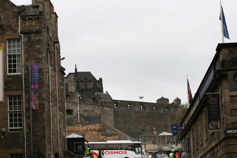 Edinburgh castle 15