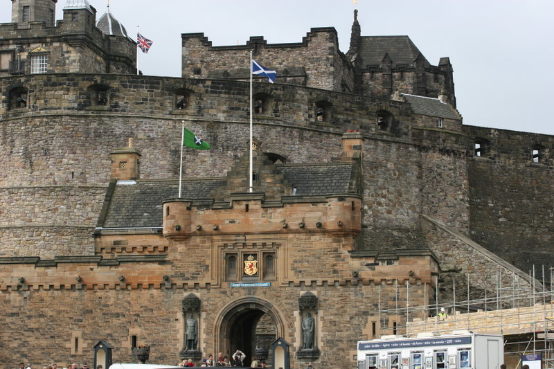 Edinburgh castle 9