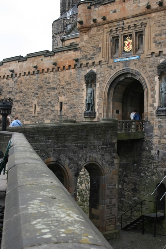 Edinburgh castle 5