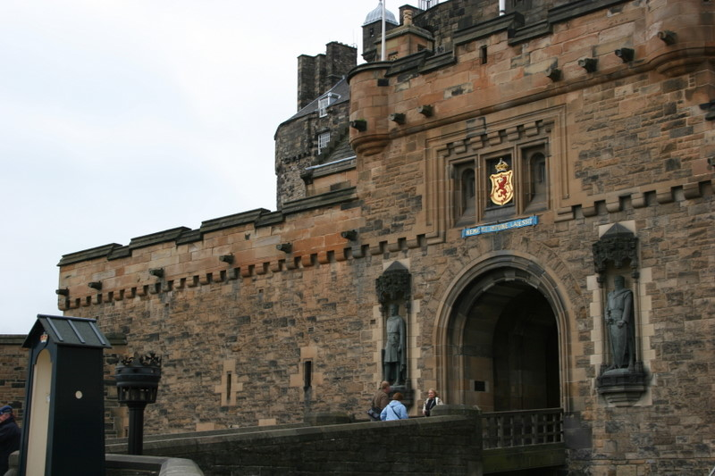 Edinburgh castle 4