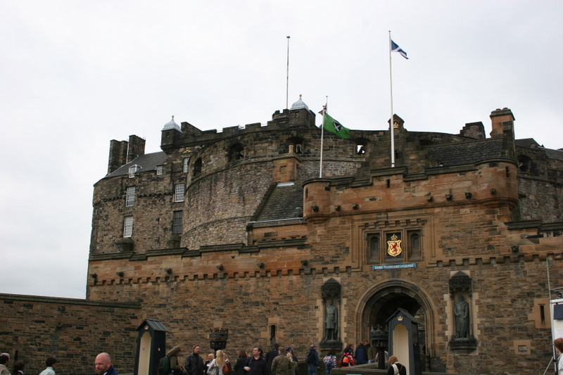 Edinburgh castle 3