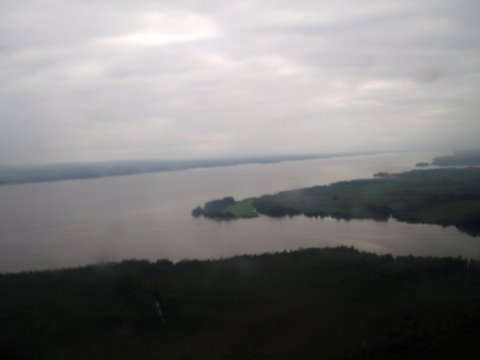 The mighty Congo River