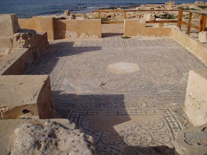 Sabratha ruins