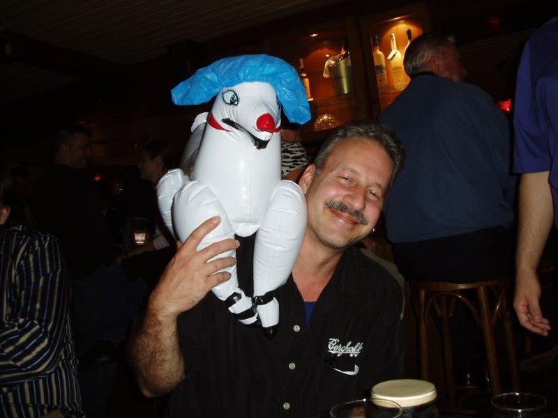 Dublin 14 - Beermans new friend