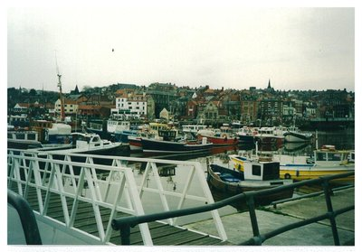 Whitby Harbour - Yorkshire