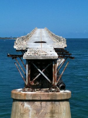 Old Bahia Honda Bridge Florida Keys