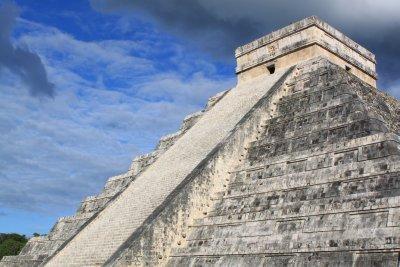Piramide de Kukulcan