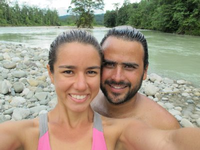 Cindy and Juan