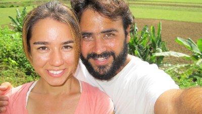Juan and Cindy