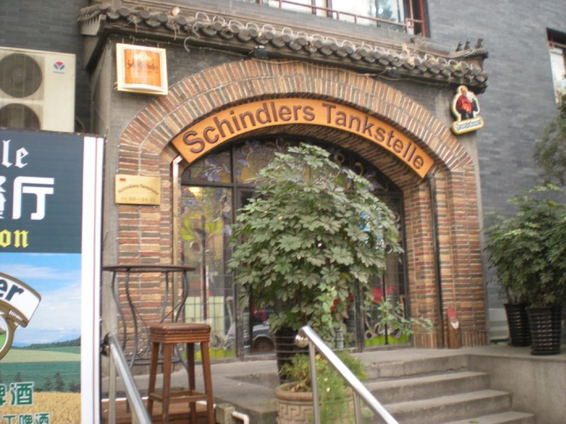 Restaurant fuer lokale Spezialitaeten